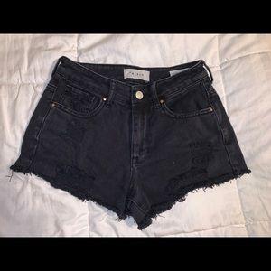 NWOT pacsun high rise shorts